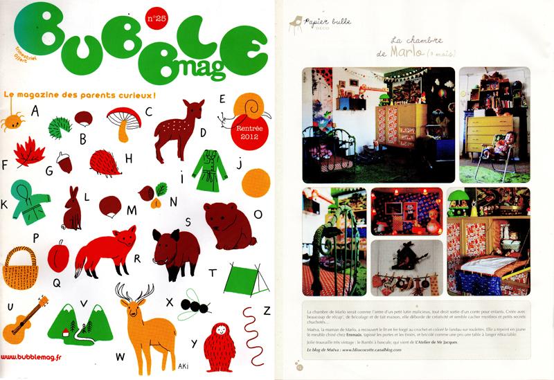 2012 BUBBLE 25