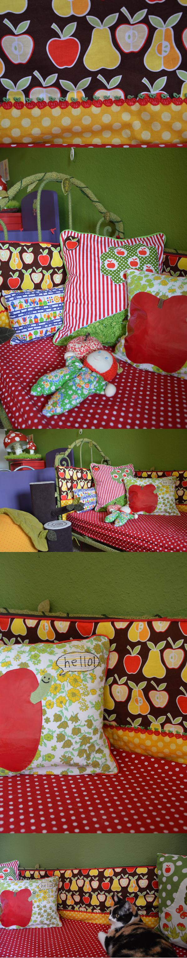 le tour de lit de sunny blisscocotte. Black Bedroom Furniture Sets. Home Design Ideas