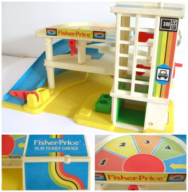 vintage-fisher-price-garage